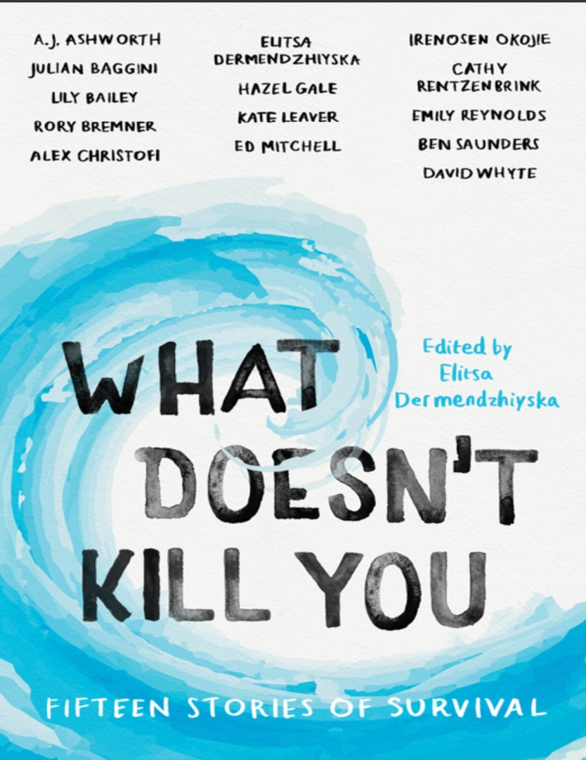 What Doesn't Kill You: Fifteen Stories Of Survival By Elitsa Dermendzhiyska