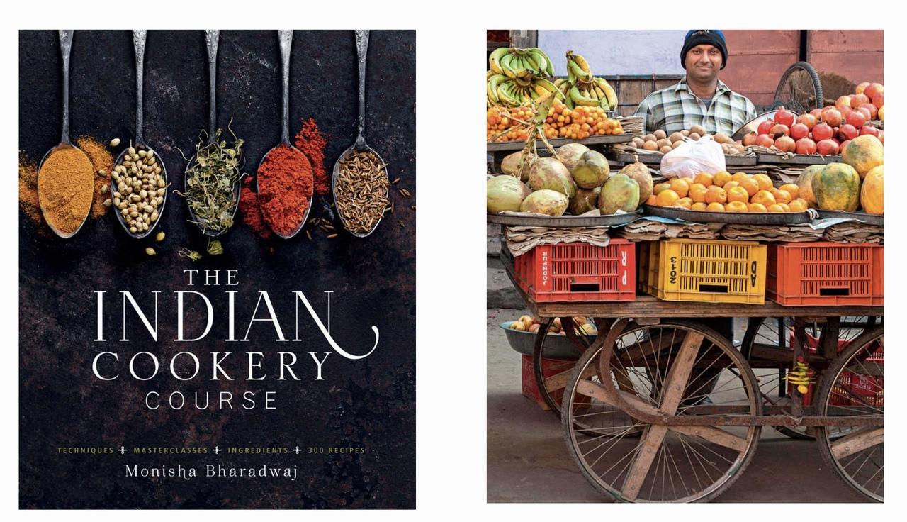 The Indian Cookery Course By Monisha Bharadwaj