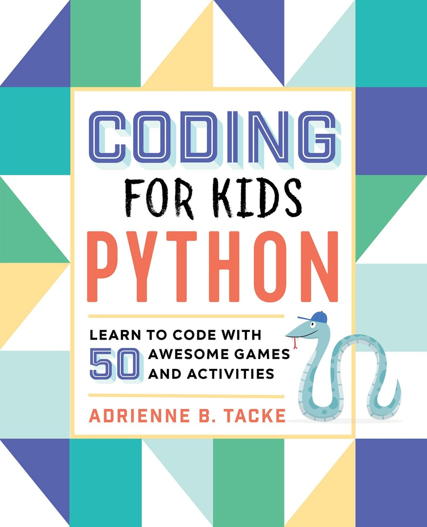 Adrienne Tacke – Coding For Kids