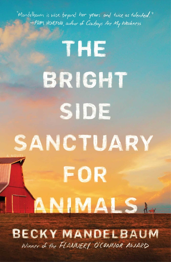Becky Mandelbaum – The Bright Side Sanctuary For Animals