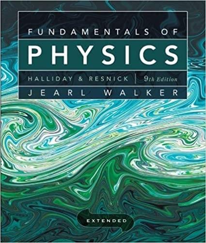 Fundamentals Of Physics By David Halliday