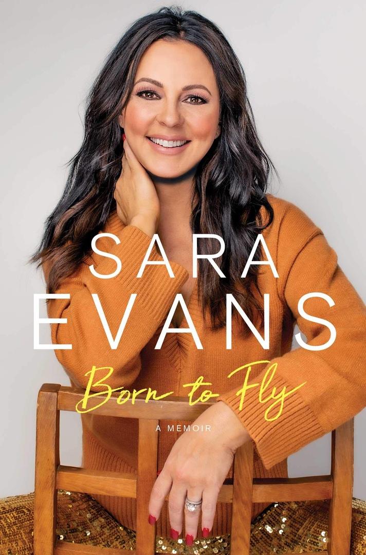 Sara Evans – Born To Fly