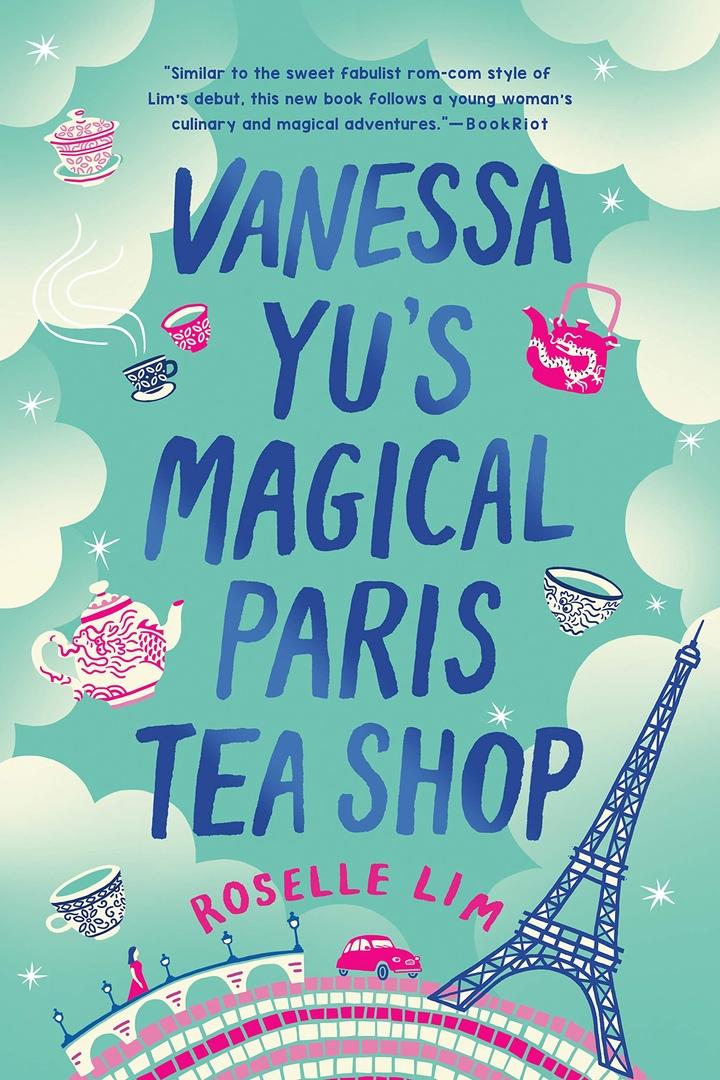 Roselle Lim – Vanessa Yu's Magical Paris Tea Shop