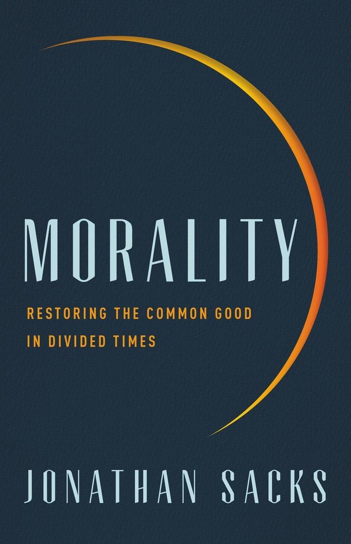 Jonathan Sacks – Morality