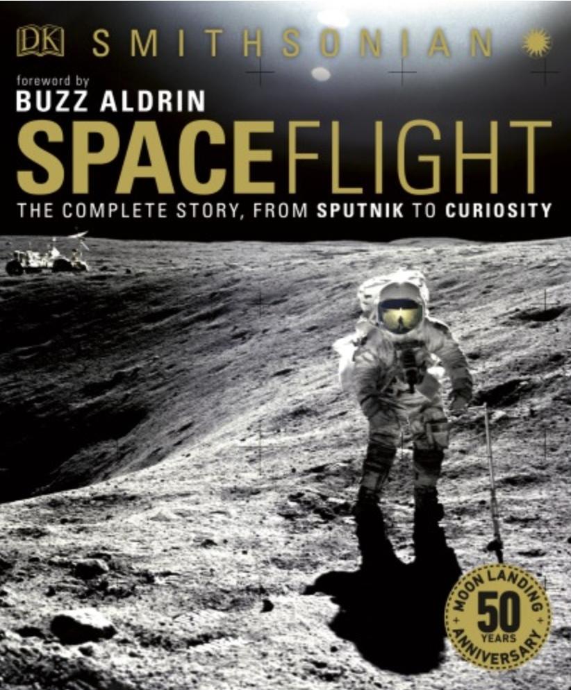 Spaceflight – From Sputnik To Curiocity