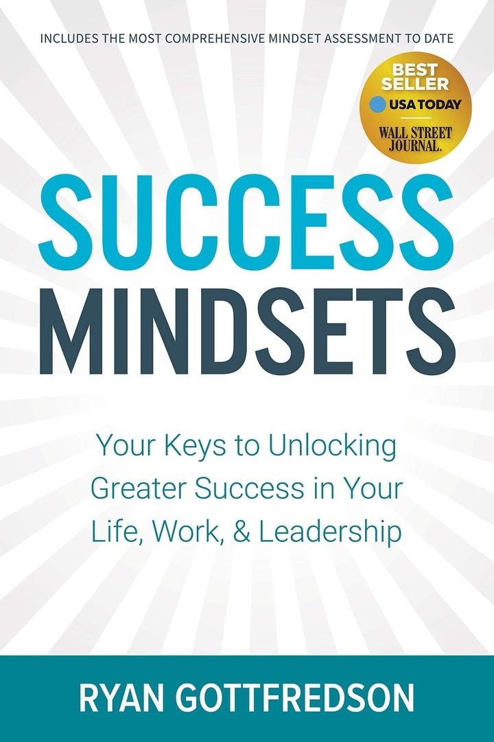 Ryan Gottfredson – Success Mindsets