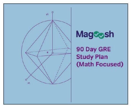 90 Day Gre Study Plan Math Focused