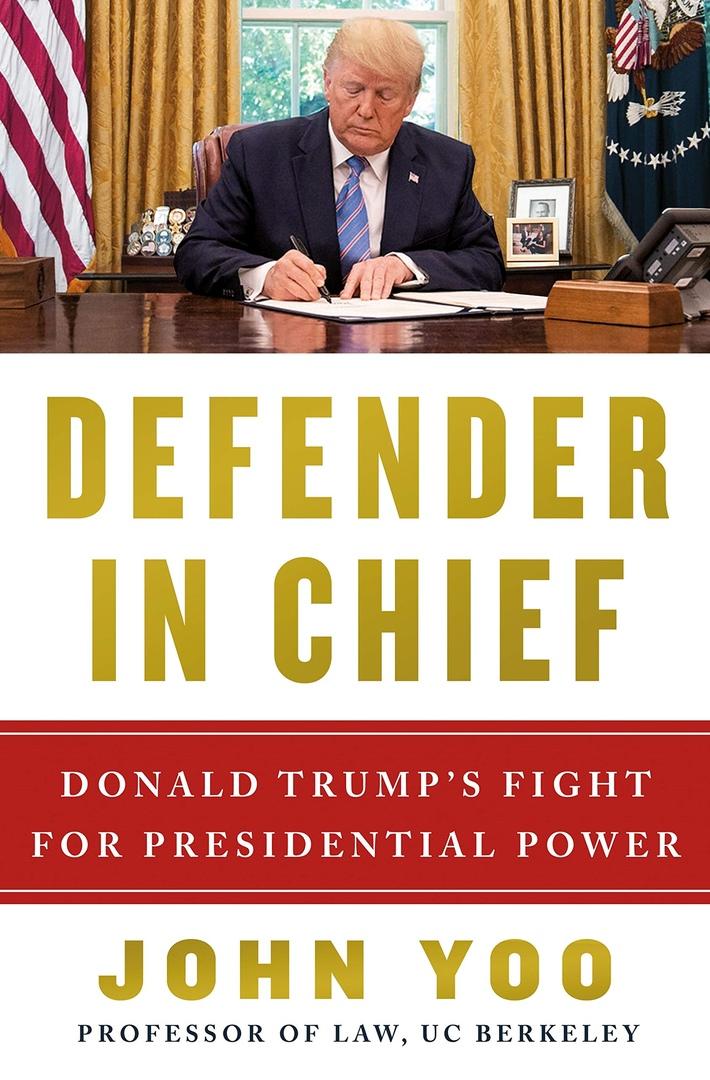 John Yoo – Defender In Chief