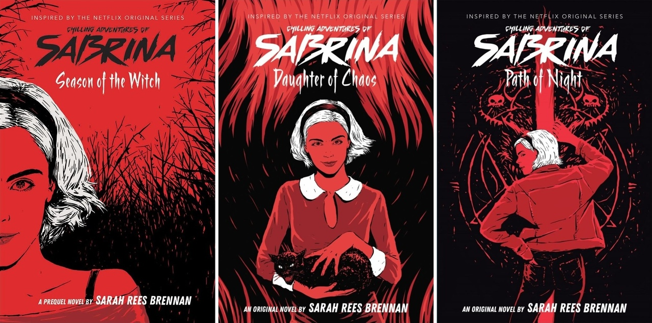 The Chilling Adventures Of Sabrina Series By Sarah Rees Brennan
