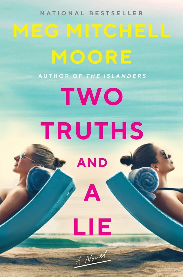 Ellen McGarrahan – Two Truths And A Lie