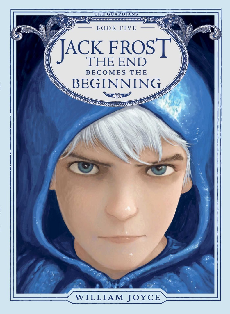 William Joyce – Jack Frost (Book 5)
