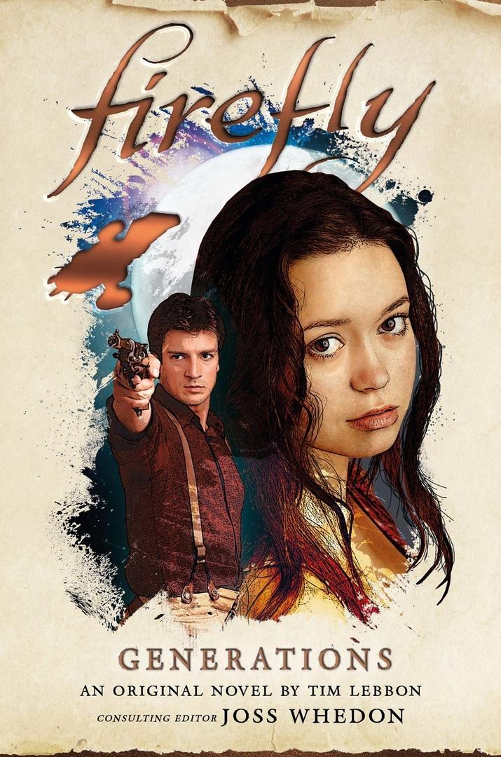Tim Lebbon – Firefly: Generations