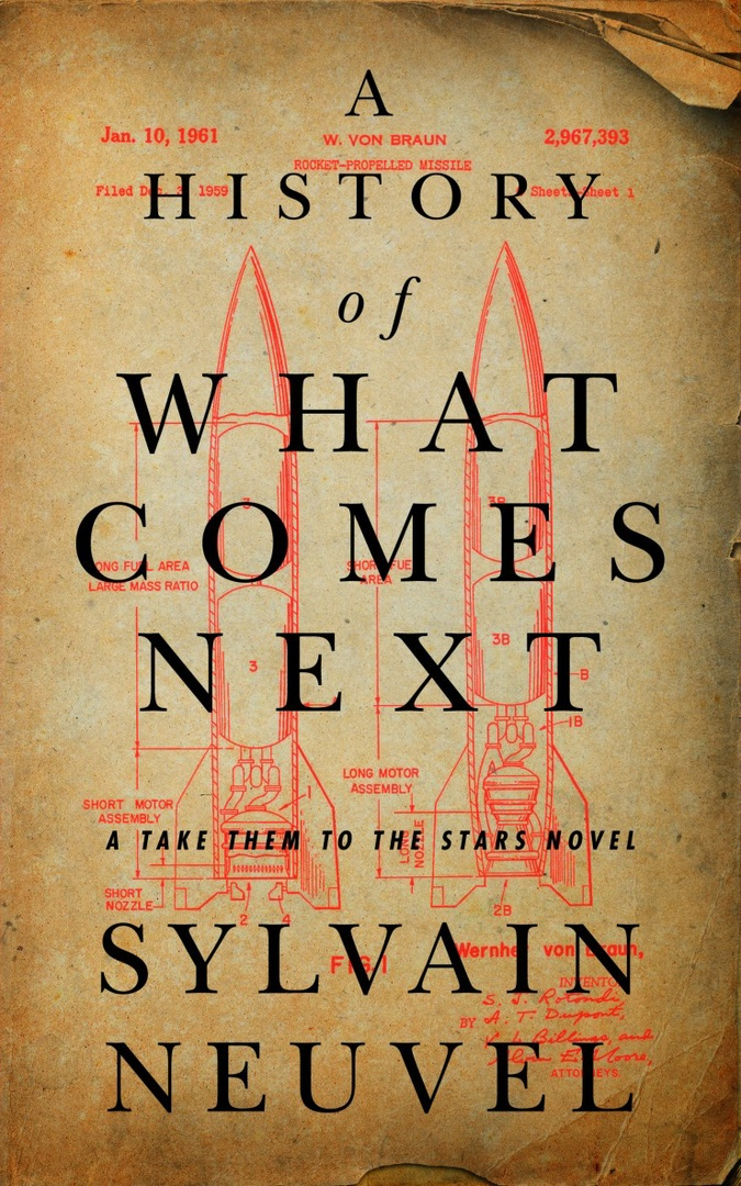 Sylvain Neuvel – A History Of What Comes Next