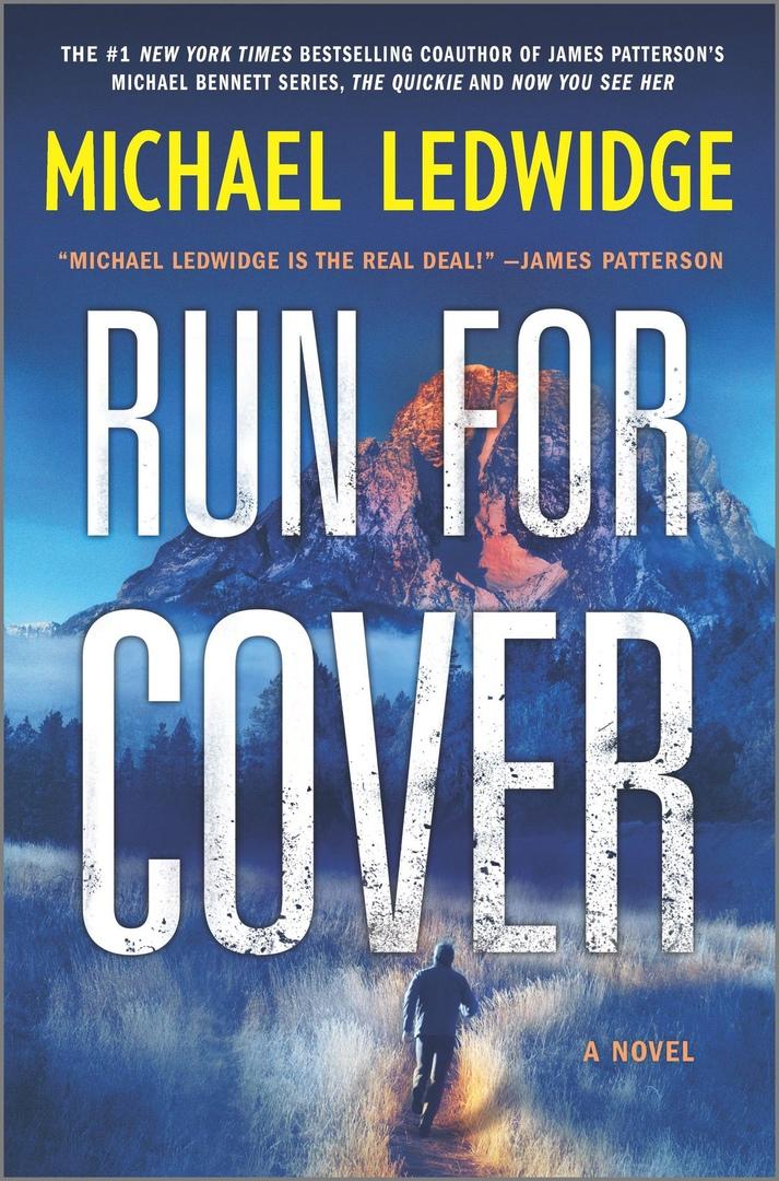 Michael Ledwidge – Run For Cover