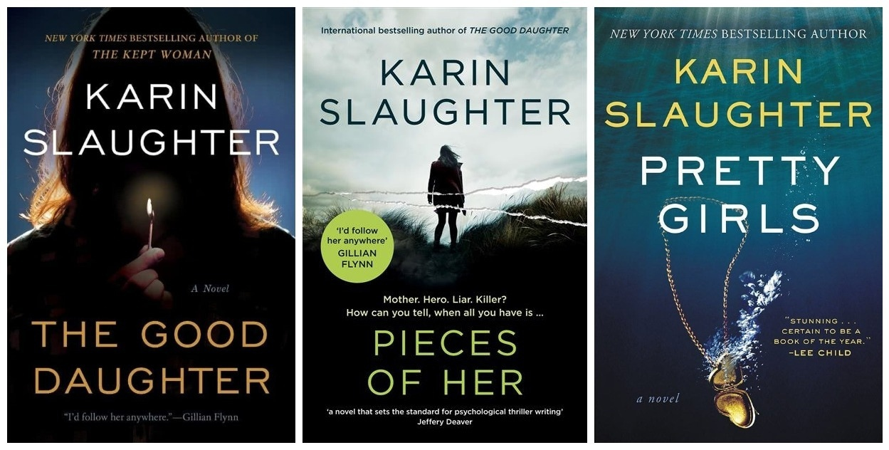 ~ Books By Karin Slaughter ~