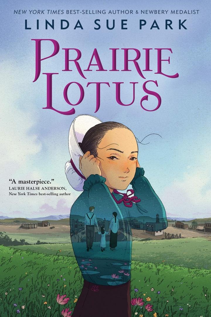 Linda Sue Park – Prairie Lotus