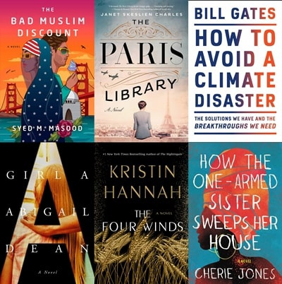 Amazon: Best Books Of The Month – February, 2021