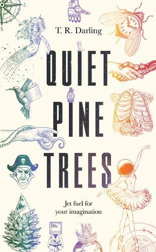 Quiet Pine Trees By T