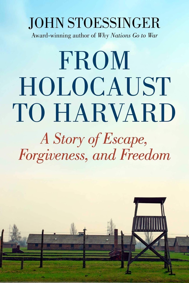 John Stoessinger – From Holocaust To Harvard