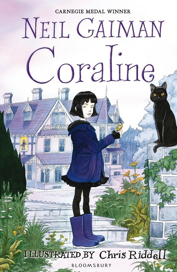 ~ Books By Neil Gaiman And Chris Riddell (Illustrator) ~