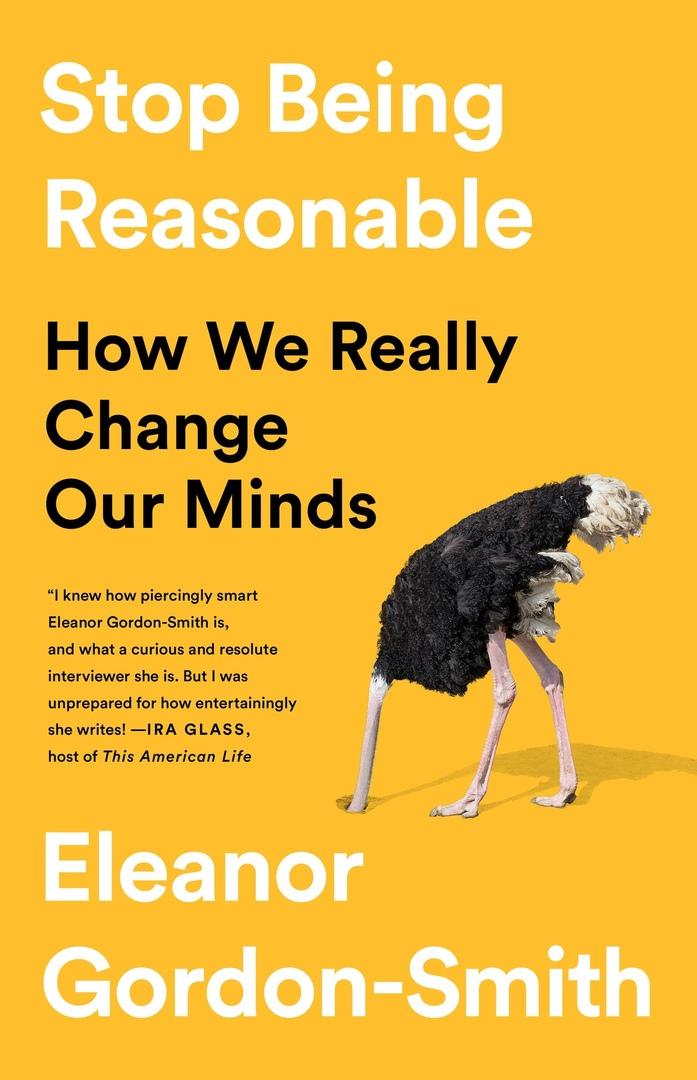 Eleanor Gordon-Smith – Stop Being Reasonable