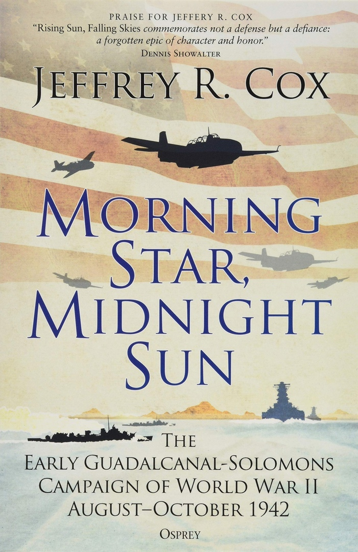 Jeffrey Cox – Morning Star, Midnight Sun