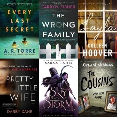 Goodreads: Most Popular Books – December 2020