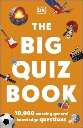 The Big Quiz Book: 10,000 Amazing General Knowledge (UK Edition)