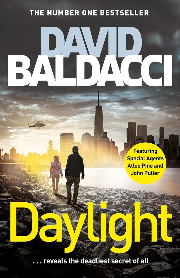 David Baldacci – Daylight
