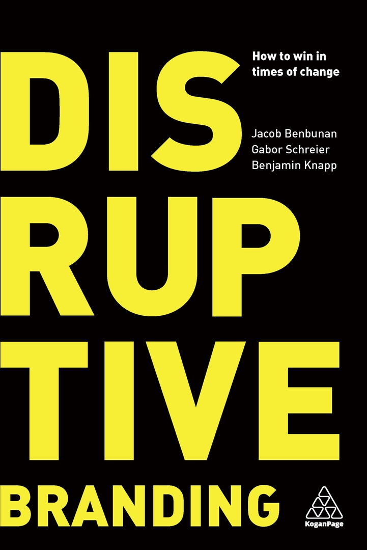 Jacob Benbunan – Disruptive Branding