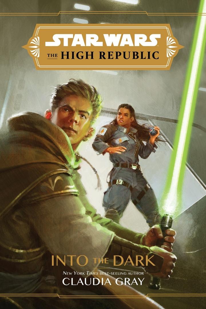 Claudia Gray – Star Wars The High Republic: Into The Dark