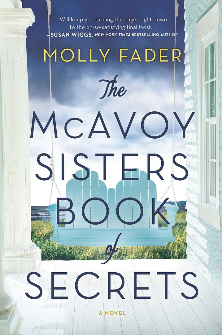 Molly Fader – The McAvoy Sisters Book Of Secrets