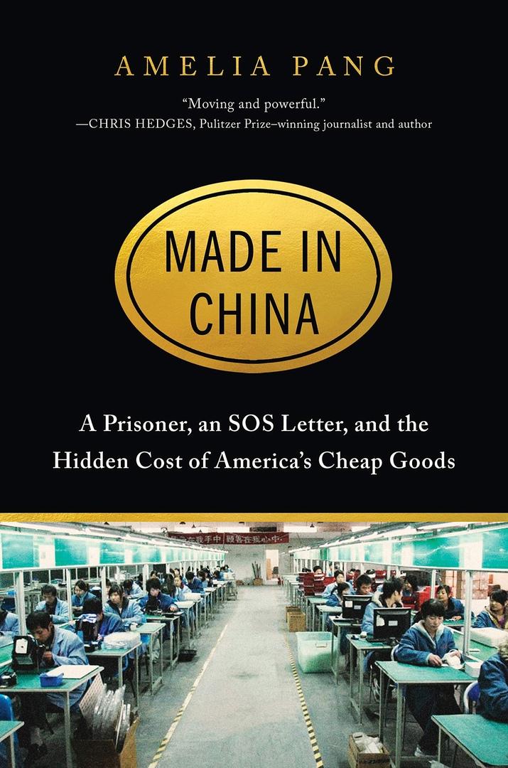 Amelia Pang – Made In China