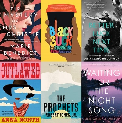 Amazon: Best Books Of The Month – January, 2021