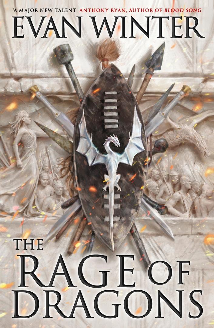 Evan Winter – The Rage Of Dragons