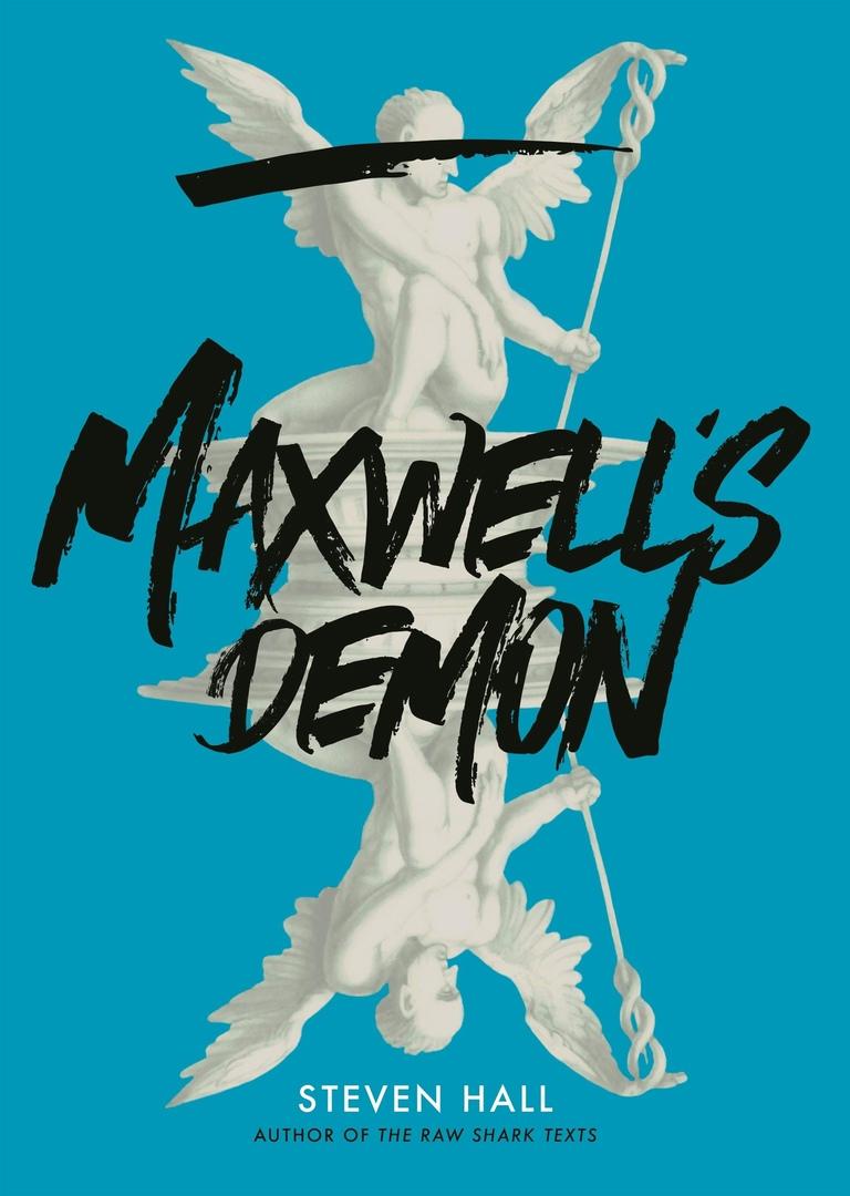 Steven Hall – Maxwell's Demon