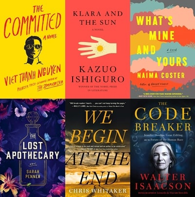 Amazon: Best Books Of The Month – March, 2021