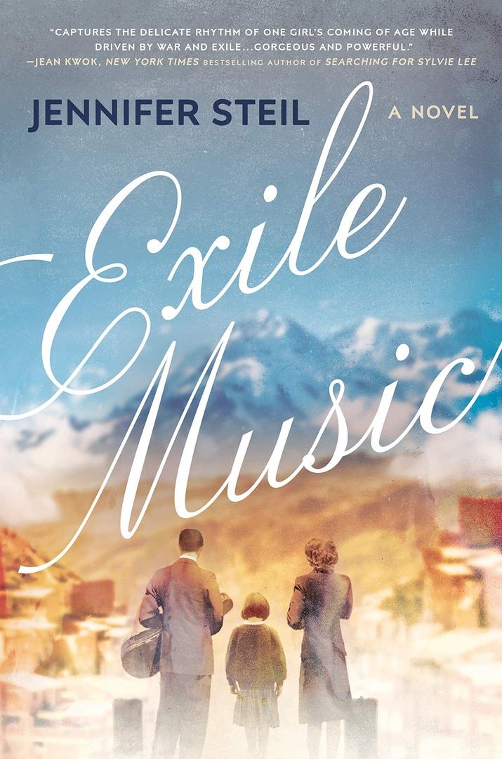Jennifer Steil – Exile Music