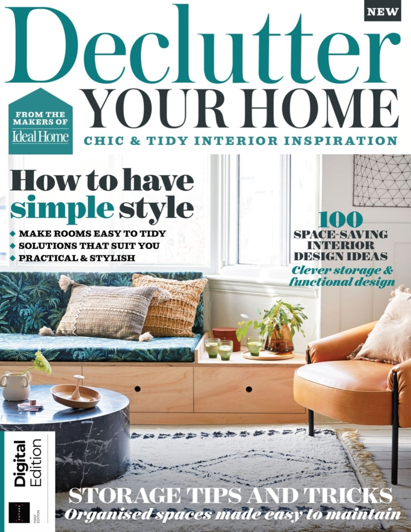 Declutter Your Home – 1st Edition 2021