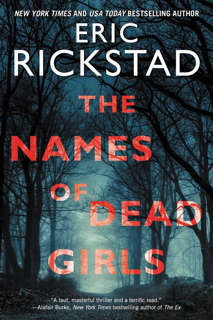 Eric Rickstad – The Names Of Dead Girls