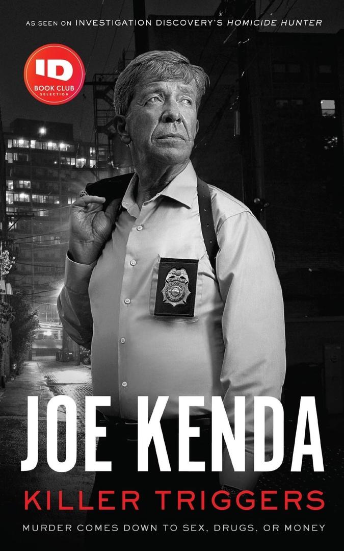 Joe Kenda – Killer Triggers