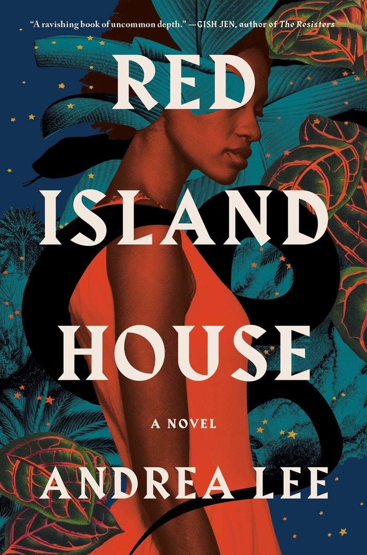 Andrea Lee – Red Island House