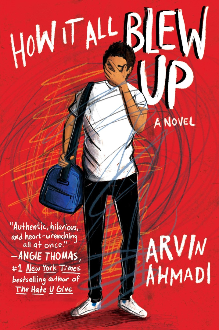 Arvin Ahmadi – How It All Blew Up