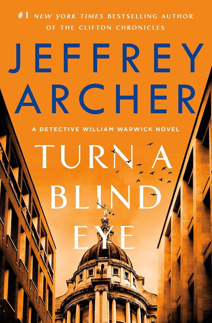 Jeffrey Archer – Turn A Blind Eye