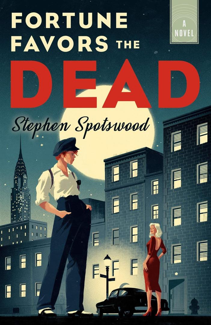 Stephen Spotswood – Fortune Favors The Dead