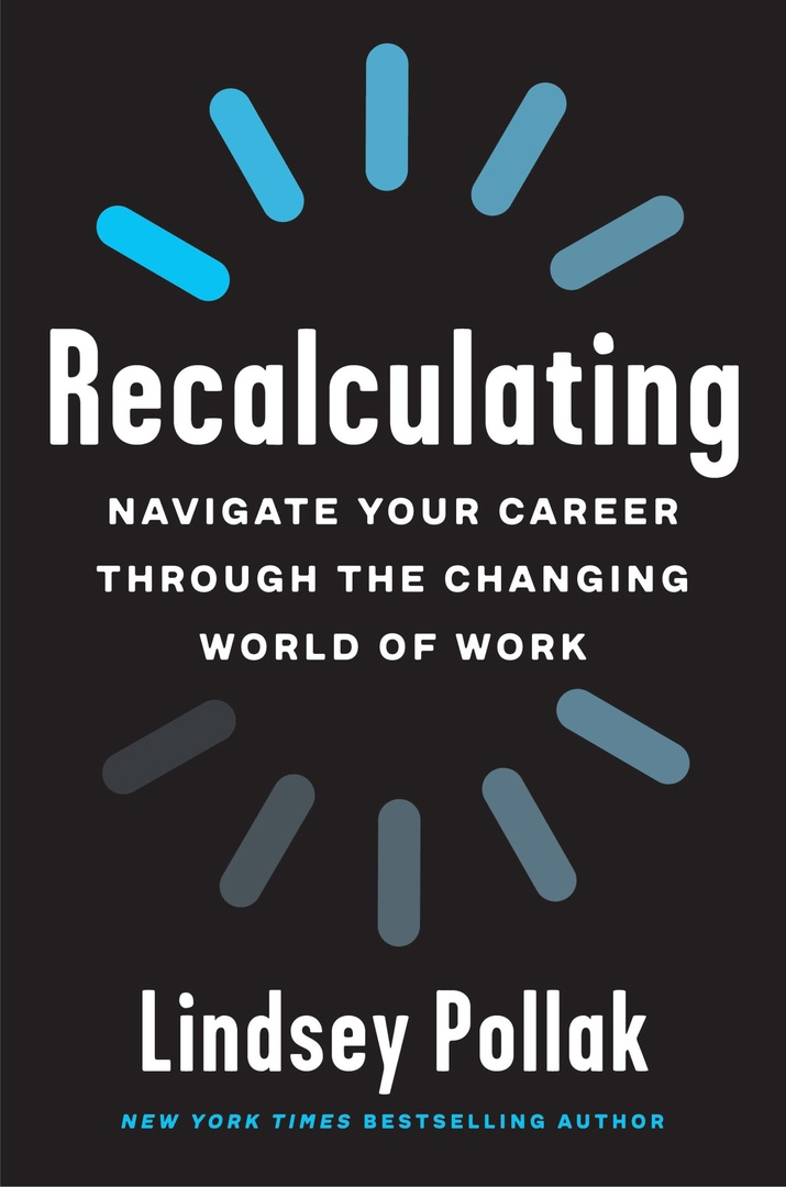 Lindsey Pollak – Recalculating