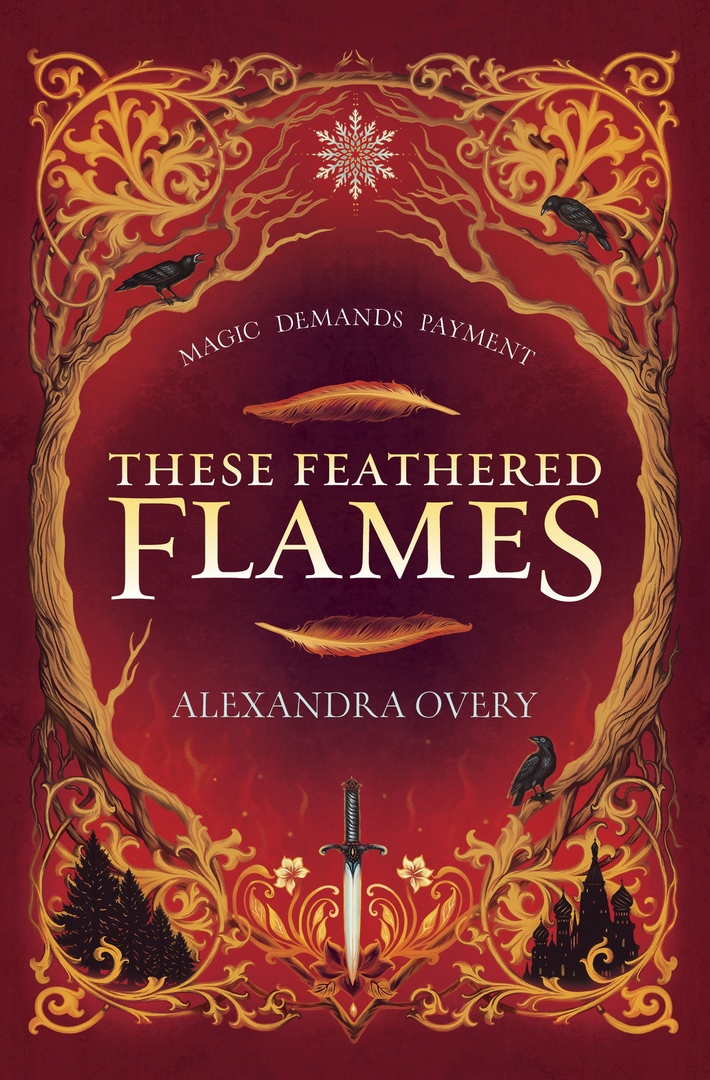 Alexandra Overy – These Feathered Flames