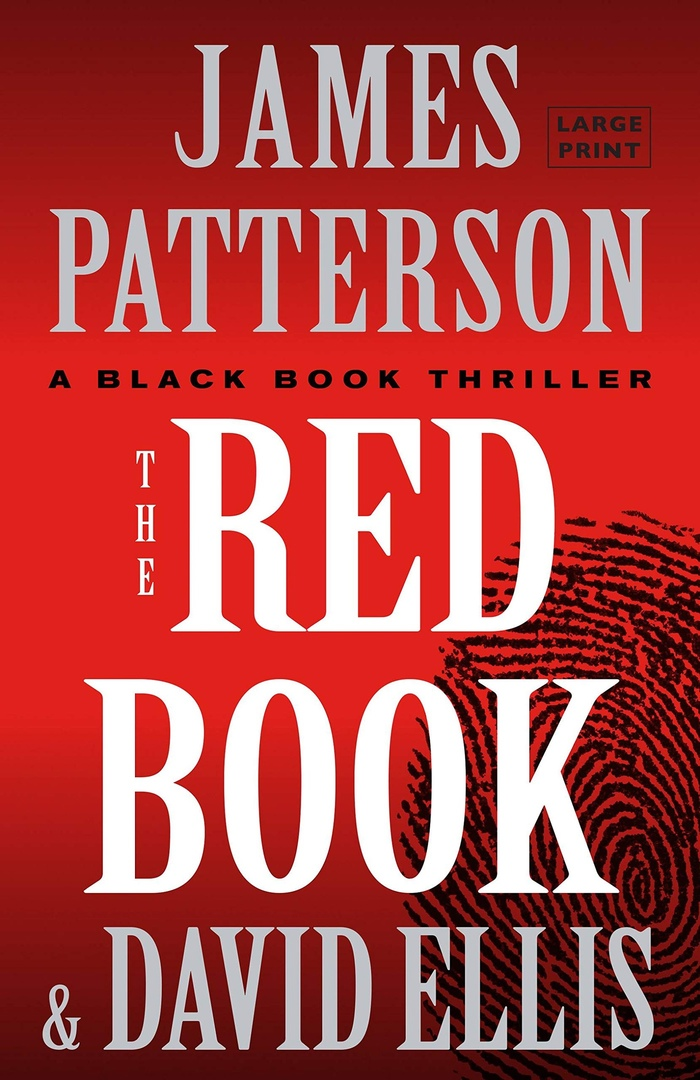 James Patterson And David Ellis – The Red Book