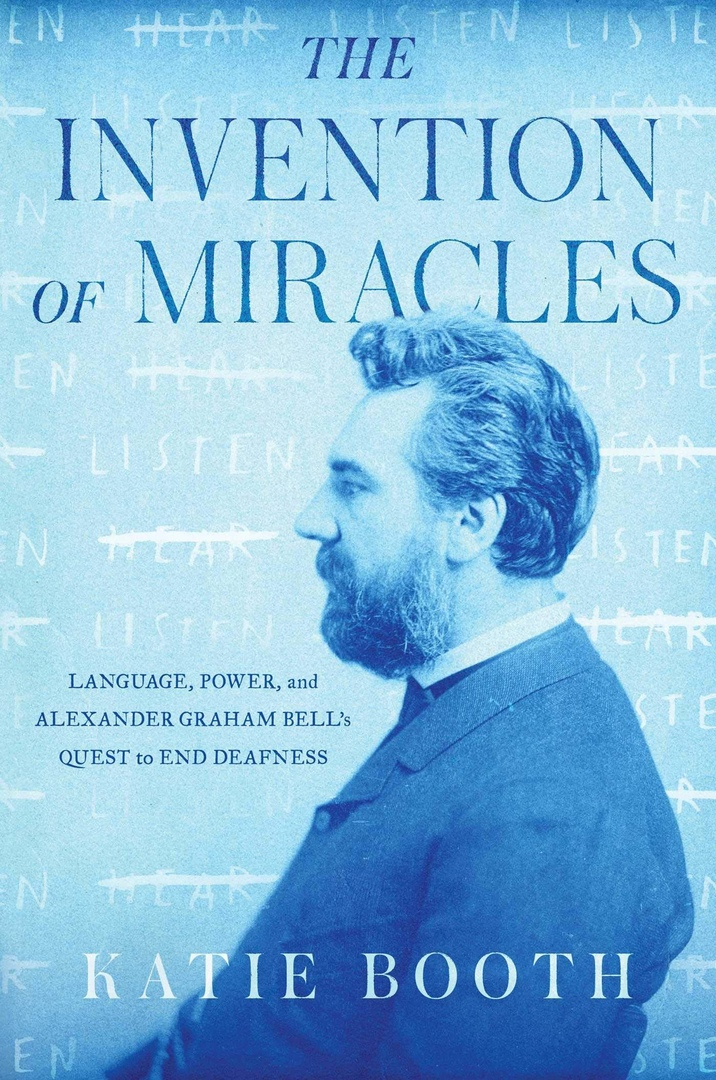 Katie Booth – The Invention Of Miracles