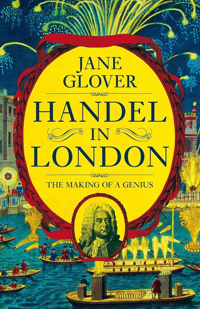 Jane Glover – Handel In London